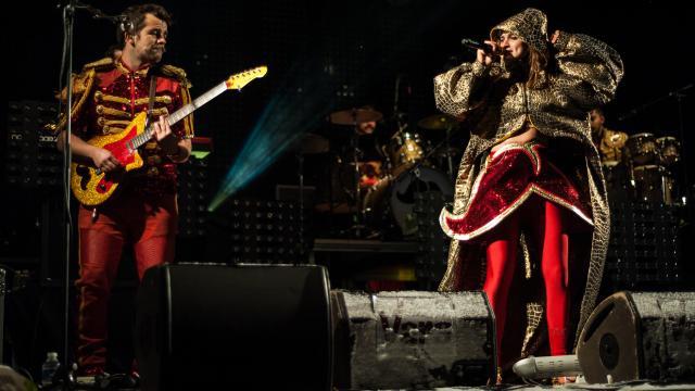 Deluxe en concert gratuit à Vars
